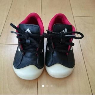 アディダス(adidas)のアディダス ひも靴 12㎝(スニーカー)