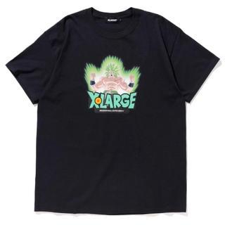 エクストララージ(XLARGE)のドラゴンボール超 S/S TEE SUPER BROLY(Tシャツ/カットソー(半袖/袖なし))