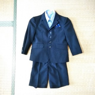 男児110cm  スーツ(ドレス/フォーマル)