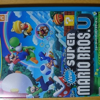 Wii U - NEWスーパーマリオブラザーズU