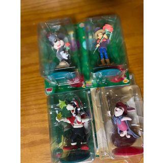 ディズニー(Disney)のディズニー クリスマスオーナメント ミッキーマウス  ピグレット トイストーリー(チャーム)