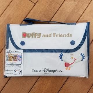 ディズニー(Disney)のディズニーリゾート シー限定 レジャーシート(キャラクターグッズ)