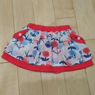 プチジャム(Petit jam)の新品 petit jam パンツ付スカート(スカート)