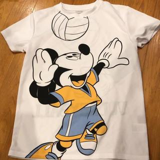ディズニー(Disney)のディズニーバレーボールTシャツ(バレーボール)