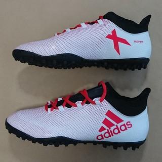 アディダス(adidas)のサッカートレーニングシューズ 25.5cm アディダス XTANGO17.3TF(シューズ)