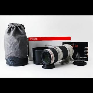 Canon - 憧れの神レンズ♪Canon キャノン EF 70-200mm F4L USM♪