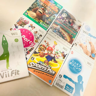 Wii - Wii ソフトまとめ売り