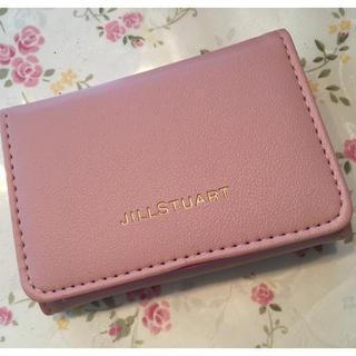 ジルスチュアート(JILLSTUART)の新品未使用♡JILLSTUART 三つ折財布 ウォレット(財布)