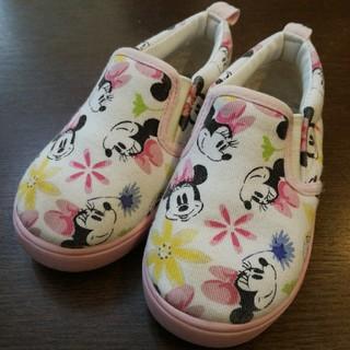 ディズニー(Disney)のディズニー内履きズック14cm(スニーカー)
