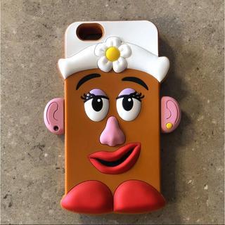 ディズニー(Disney)のミセスポテトヘッド iPhoneケース スマホケース(iPhoneケース)