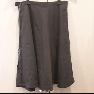 ローリーズファーム(LOWRYS FARM)のLOWRYS FARM ミモレ丈グレースカート(ひざ丈スカート)