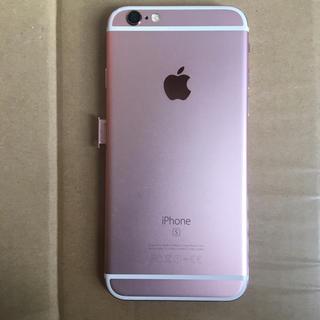アップル(Apple)のiPhone 6s simフリー?(スマートフォン本体)