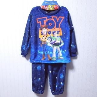 ディズニー(Disney)のディズニー♥120㎝  パジャマ ふわふわ 新品 男の子 (パジャマ)
