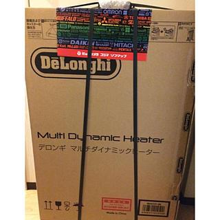 デロンギ(DeLonghi)のしの3813様専用(オイルヒーター)