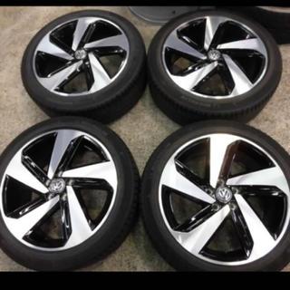 VW ゴルフGTI セット バラ売り可(タイヤ・ホイールセット)