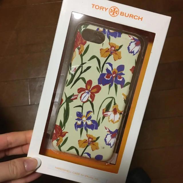 Tory Burch - 新品未開封 トリーバーチ iPhone7/iPhone8 ケースの通販 by shop♥︎|トリーバーチならラクマ