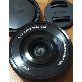 ソニー(SONY)のSONY Eマウント用レンズ SELP1650(レンズ(ズーム))