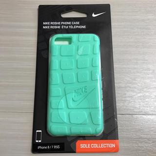 ナイキ(NIKE)のナイキ NIKE ローシ iPhone7・8フォンケース グリーングロウ(iPhoneケース)