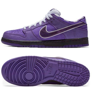 ナイキ(NIKE)の25.5cm NIKE SB DUNK Purple Lobster (スニーカー)