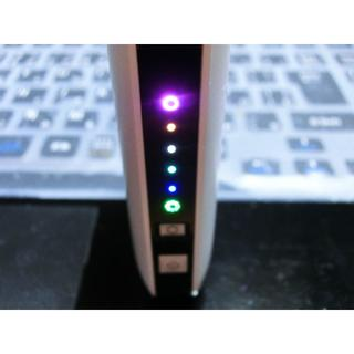 アイコス(IQOS)のアイコス 2.4 チャージャー LED 打替え マルチカラー (タバコグッズ)