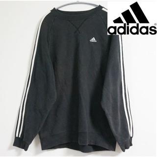 アディダス(adidas)のAdidas アディダス スウェット ブラック(スウェット)