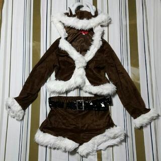 【週末sale】クリスマス衣装 トナカイ コスチューム
