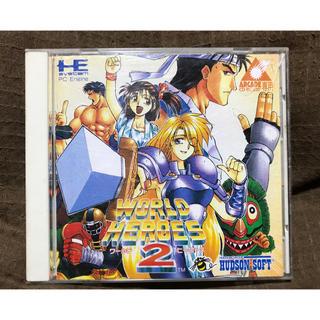 ハドソン(HUDSON)のACD ワールドヒーローズ2(家庭用ゲームソフト)