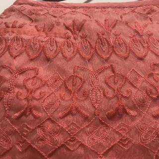スマッキーグラム(SmackyGlam)のスマッキーグラム  刺繍 ミニスカート(ミニスカート)