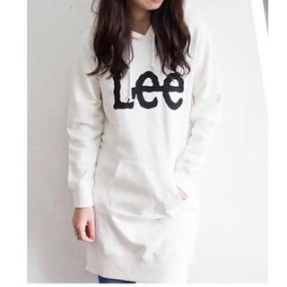 Lee - Lee パーカーワンピース