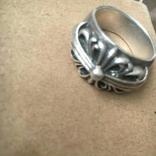 クロムハーツ(Chrome Hearts)のクロムハーツ フローラルリング(リング(指輪))