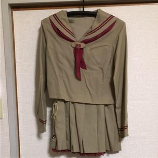 バツ(BA-TSU)のBA-TSU 映画バトル・ロワイアル制服 セーラー服(セット/コーデ)