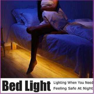 【優しく足元を照らす♪】ベッドライト LED テープライト(その他)