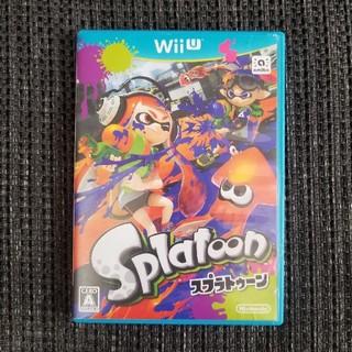 Wii U - Wii U スプラトゥーン ソフト