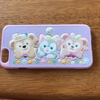 ディズニー(Disney)のダッフィー(iPhoneケース)