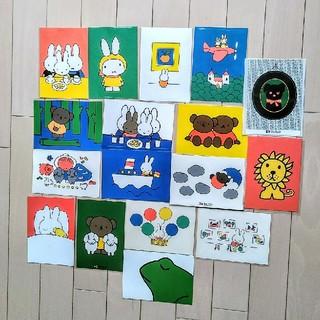 ミッフィー ポストカード(印刷物)