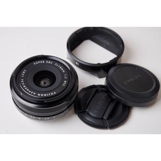 富士フイルム - フジ フジノン XF 18mm F2 R 単焦点レンズ