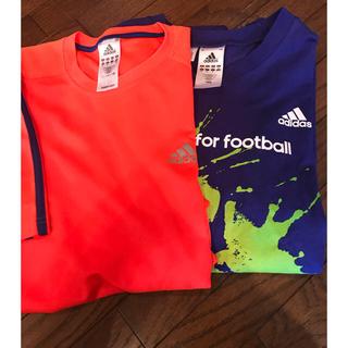 アディダス(adidas)のadidas Tシャツセット  3枚(Tシャツ/カットソー(半袖/袖なし))