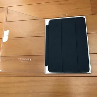 アップル(Apple)の正規品☆iPad mini 4 Smart Cover☆ミッドナイトブルー(iPadケース)
