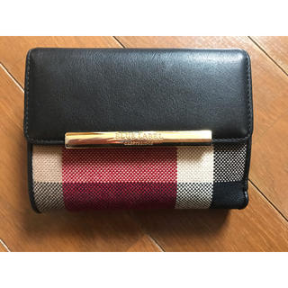 バーバリーブラックレーベル(BURBERRY BLACK LABEL)の財布(その他)