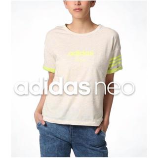 アディダス(adidas)の美品  アディダス ネオ  Tシャツ(Tシャツ(半袖/袖なし))