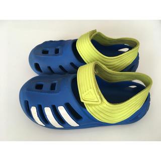 アディダス(adidas)のアディダス キッズ サンダル 16.5cm〜17cm(サンダル)
