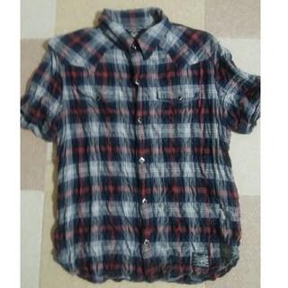 ネイバーフッド(NEIGHBORHOOD)のNEIGHBORHOOD(ネイバーフッド)CP-Shirt.SS縮絨半袖シャツ (シャツ)