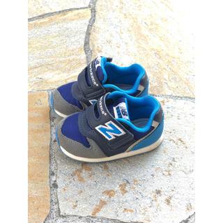 ニューバランス(New Balance)の中古♡ニューバランススニーカー13cm(スニーカー)