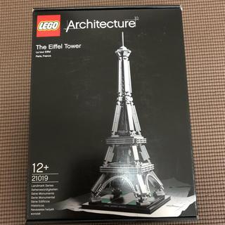 レゴ(Lego)のLEGO アーキテクチャー エッフェル塔(模型/プラモデル)