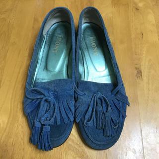 アイロニー(IRONY)のirony パンプス (ローファー/革靴)