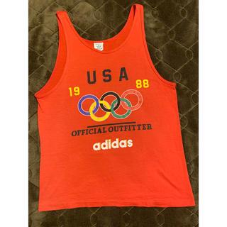 アディダス(adidas)の★アディダス USA オリンピック タンクトップ(Tシャツ/カットソー(半袖/袖なし))