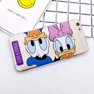 ディズニー(Disney)のiPhone7 iPhone8 ケース ♡ ドナルド デイジー(iPhoneケース)