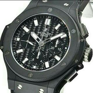 ウブロ(HUBLOT)のウブロ ビッグバンエボリューションブラックマジック 301.CI.1770.GR(腕時計(アナログ))