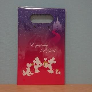 ディズニー(Disney)の【新品・未使用】ディズニー☆ギフトバック(ラッピング/包装)