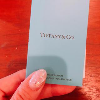ティファニー(Tiffany & Co.)の香水トライアル(香水(女性用))